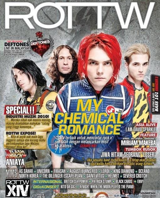 AkuMuzikFilem: Perlukan Majalah ROTTW Vol. 165 Sesegera Mungkin