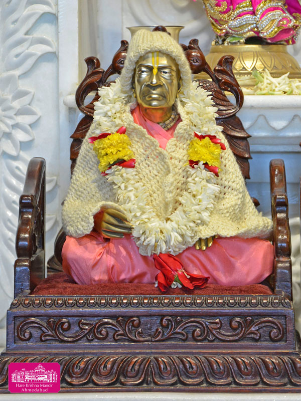 ISKCON Hare Krishna mandir Ahmedabad 04 Jan 2017 (10)