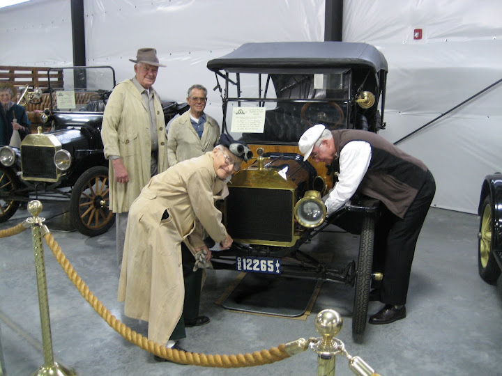 Members can enjoy the Western Antique Aeroplane and Automobile Museum anytime they want.
