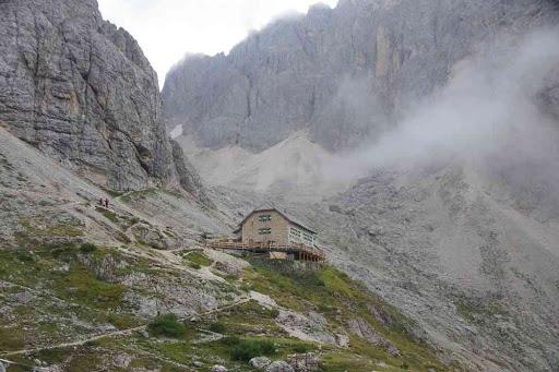 Refuge de Vicenza.