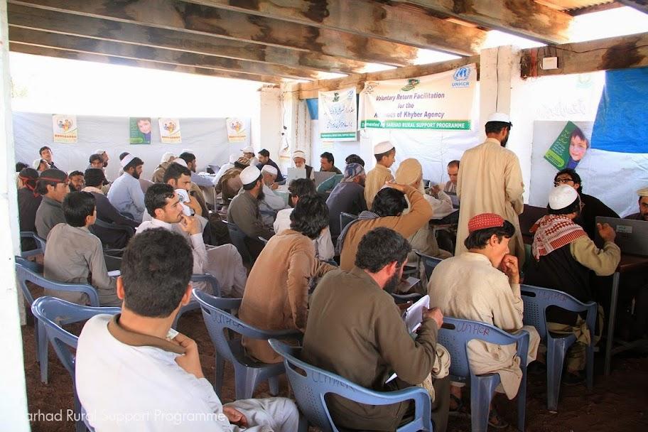 SRSP Supporting IDP's Voluntary Return to Khyber Agency - IMG_3342.JPG
