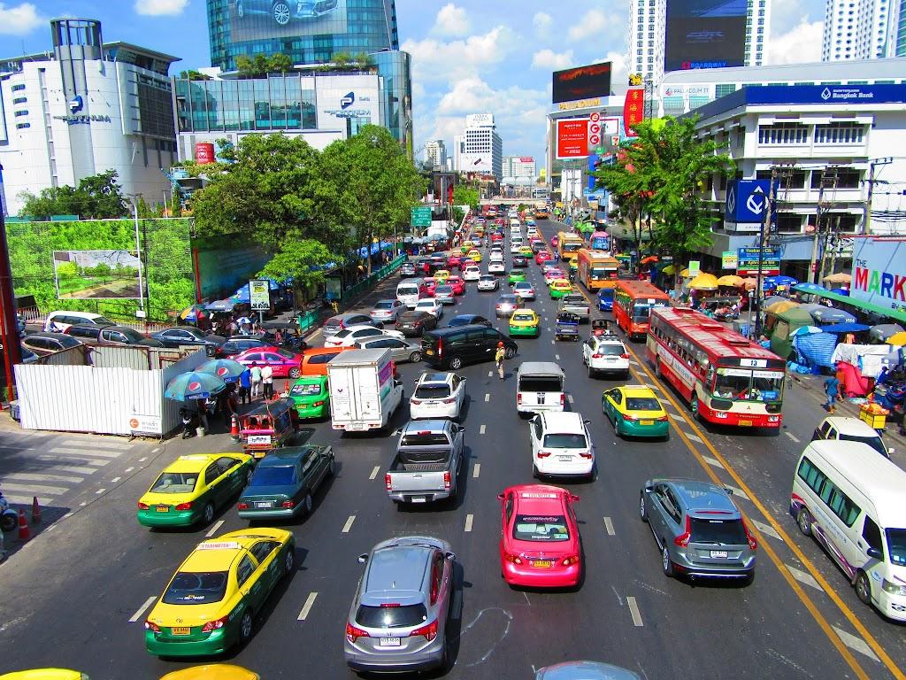 タイ】バンコク市内からスワンナ...
