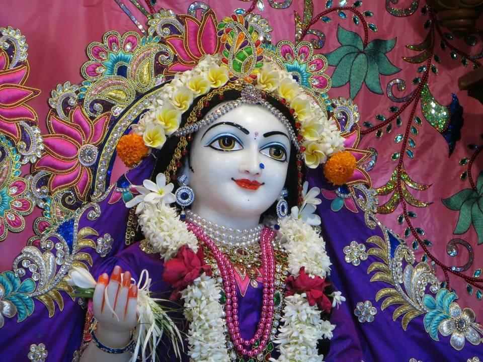 ISKCON Aravade Deity Darshan 06 Mar 2016 (3)