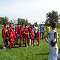 1. miništratnský futbalový turnaj