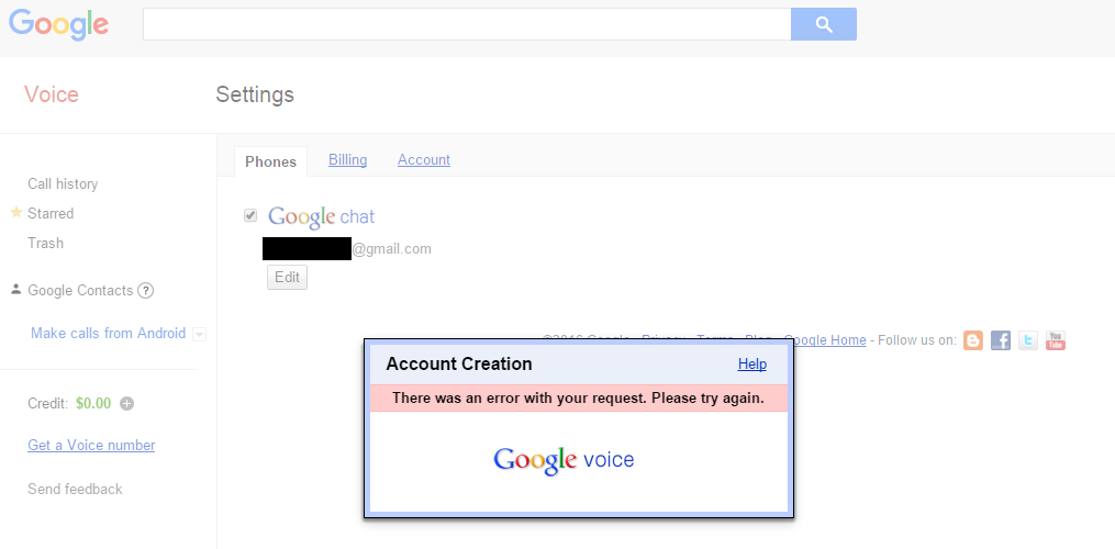 Google Voice Sprint Integration Broken - Google Voice Help