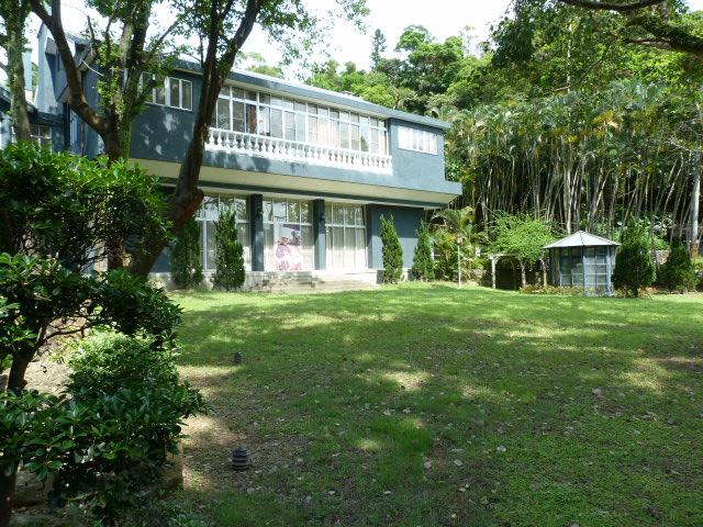 TAIWAN.TAIPEI, shilin une des villas de CKS dans un ancien parc botanique et autres vues - 1sichuan%2B002.JPG