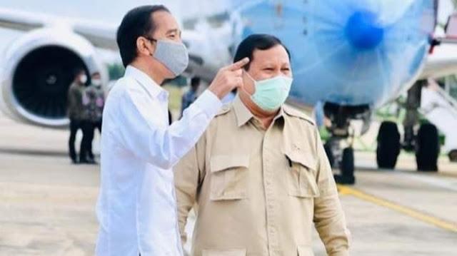 Jokowi Tugaskan Prabowo Garap Lumbung Pangan, Gerindra Sebut Agar Indonesia Tidak Bergantung Pada Negara Lain.
