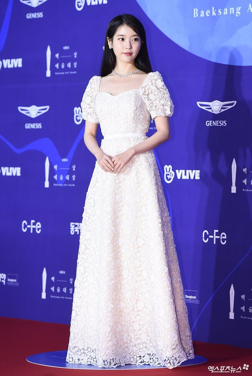 iuwhitegowns_2019 baeksang awards