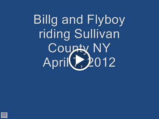 Sullivan County Ride!