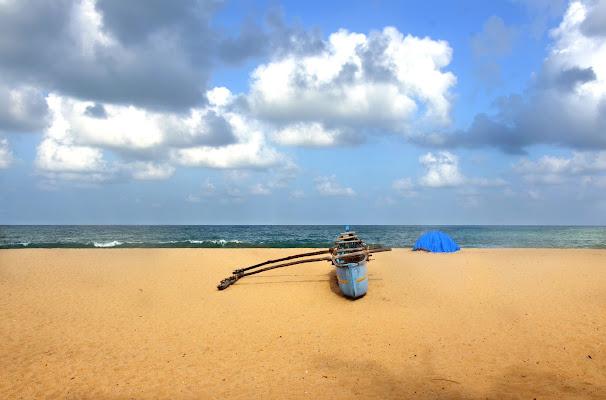 Spiaggia solitaria di Migliu