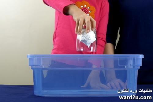 تجارب علمية منزلية للأطفال الجزء الخامس