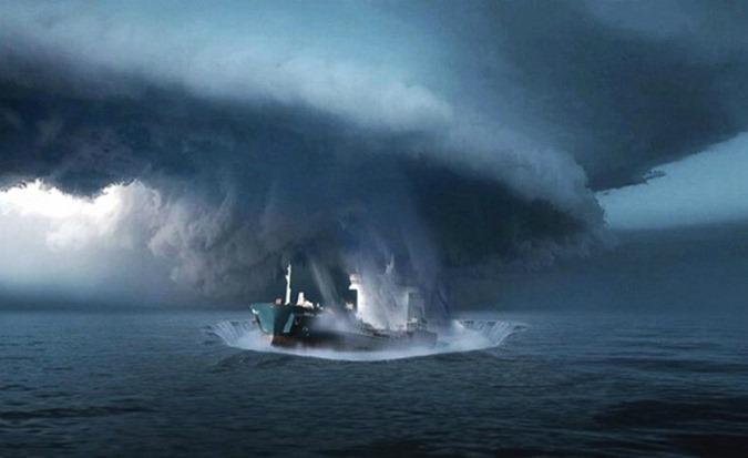 Os cientistas finalmente agravaram o grande mistério do triangulo das Bermudas