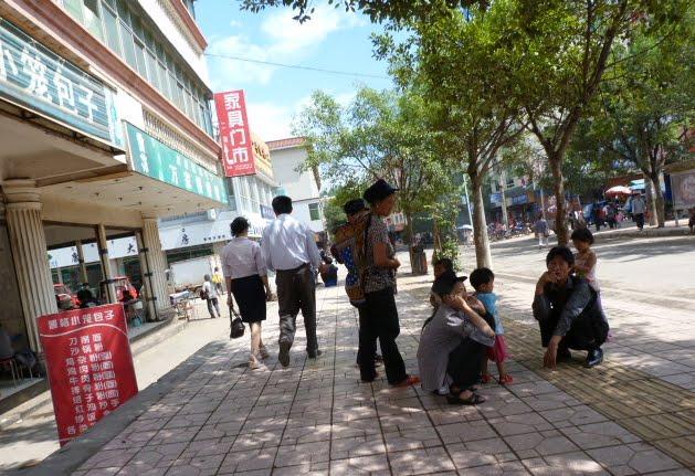 CHINE SICHUAN.XI CHANG ET MINORITE YI, à 1 heure de route de la ville - 1sichuan%2B802.JPG