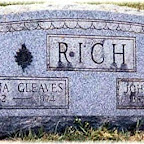 Anna Gleaves and John Robert Rich