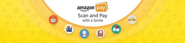 Amazon Loot - Method to Earn Rs 120 Easily by Sending Money