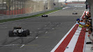 Kimi Raikkonen finishes 2nd for Lotus