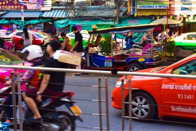 Taxis Bangkok Thailand