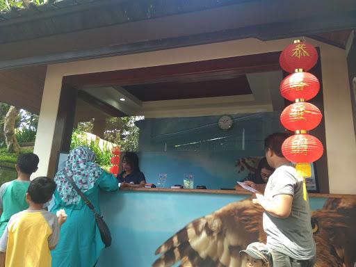 loket Bali bird park
