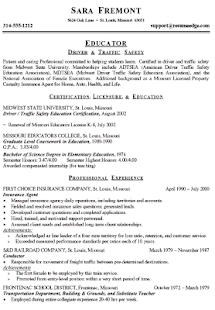 resume samples screenshot thumbnail - Resumen Samples