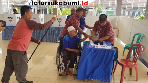 Penghitungan Suara Belum Berakhir, Paslon 3 Pilgub Jabar 2018 Sementara Menang di Sukabumi