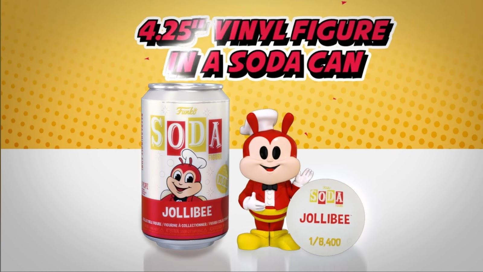 Jollibee Funko SODA Regular Variant