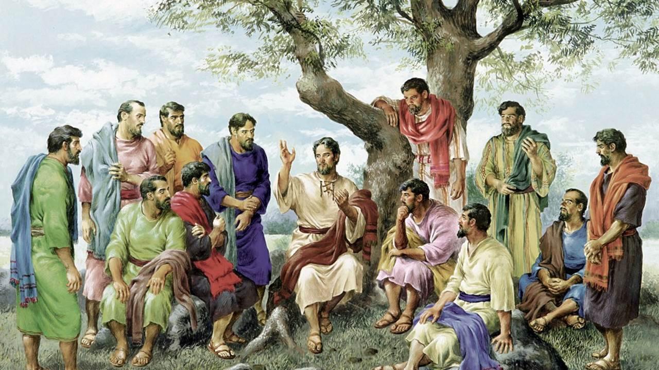 Môn đệ và bạn hữu (16.10.2020 – Thứ Sáu Tuần 28 Thường niên)