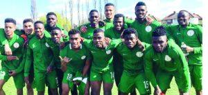 Int'l friendly: Super Eagles Whitewash Togo