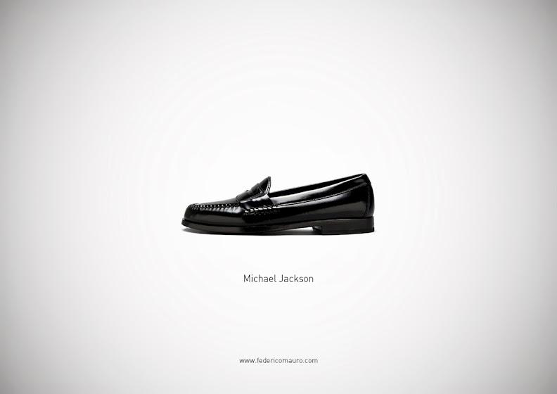 *Famous Shoes:鞋子是人穿出來的! 7