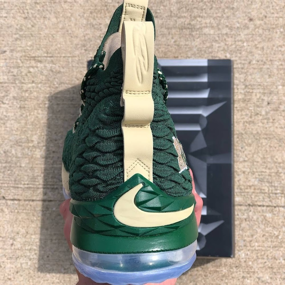 e69aa681835 ... First Look at Nike LeBron XV SVSM Home and Away PEs ...
