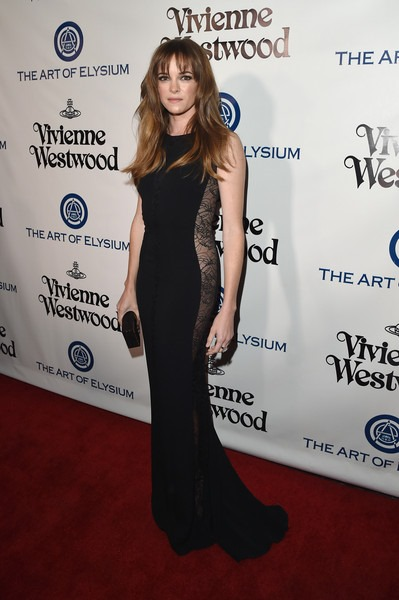 Danielle Panabaker attends The Art of Elysium 2016 HEAVEN Gala