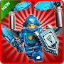 Nexo Knights Battle Warrior APK icon