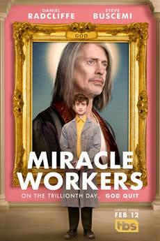 Baixar Série Miracle Workers 1ª Temporada Torrent Dublado e Legendado Grátis