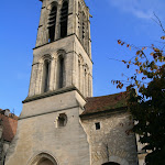 Tour Saint-Rieul : clocher