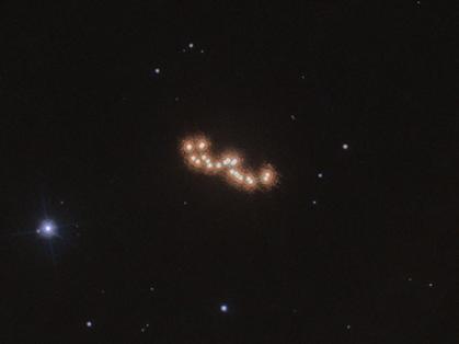 oscilação das anãs marrons do sistema Luhman 16AB