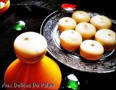 recette des meringues au citron façon macaron