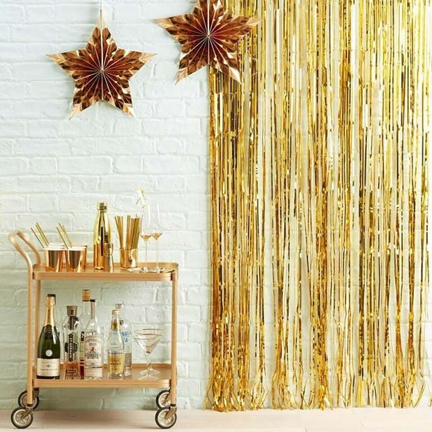 Old Fashioned New Year Wall Decorations Image Collection - Wall Art ...