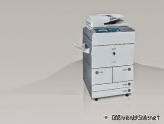 download Canon iRC5870i printer's driver