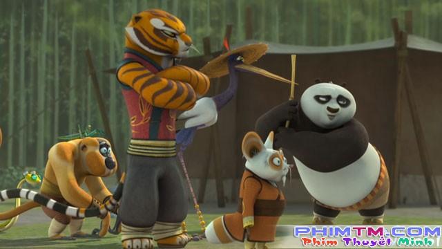 Xem Phim Kung Fu Panda: Huyền Thoại Chiến Binh Phần 2 - Kung Fu Panda: Legends Of Awesomeness Season 2 - phimtm.com - Ảnh 1