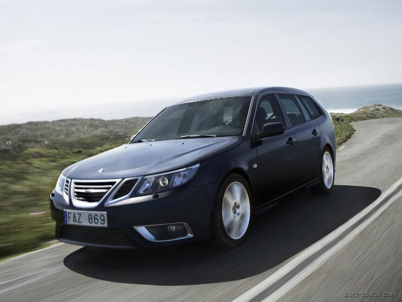 2008 saab 9 3 turbo x sportcombi specifications pictures prices. Black Bedroom Furniture Sets. Home Design Ideas