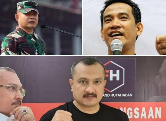 Balas Refly Harun, FH: Yang Tidak Loyal kepada Pemerintah dan Pimpinannya adalah Penghianat