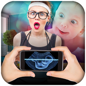 Pregnancy X-Ray Scanner Prank Icon
