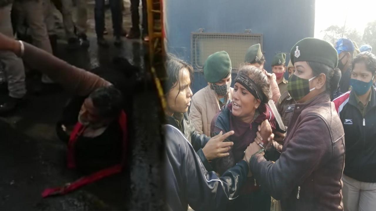कृषि बिल के खिलाफ पटना में पप्पू यादव का रोषपूर्ण प्रदर्शन, पुलिस ने जाप कार्यकर्ताओं पर भांजी लाठियां