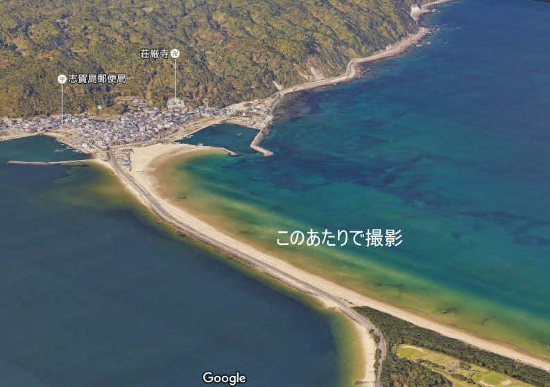 福岡市とは思えない美しい海をも...
