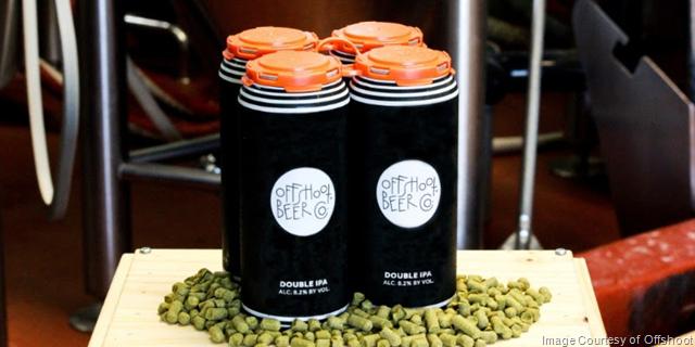 Offshoot Beer Releasing Delta Hazy IPA Cans