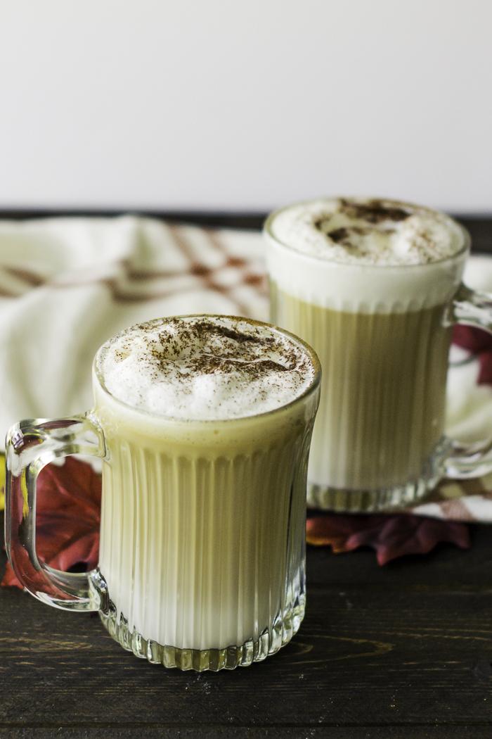 Autumn Latte Macchiato recipe