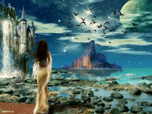 Shining World, Mystery