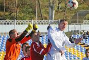 Футбол. МФК «Николаев» - «Горняк-Спорт» - 0:5