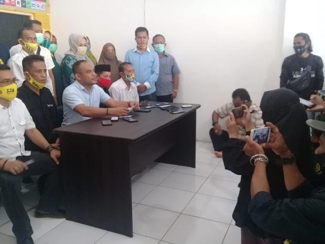 Tak Deklarasi Paslon SJA-ARUL Rilis Data Kemenangan di 12 Kecamatan