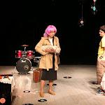 Воспитанники молодежного театра «Домой» готовятся представить зрителям спектакль «Салют динозаврам»