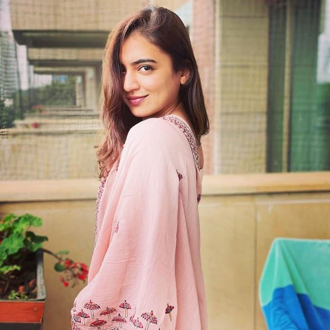 Nazriya Nazim Fahad Latest Saree Pics